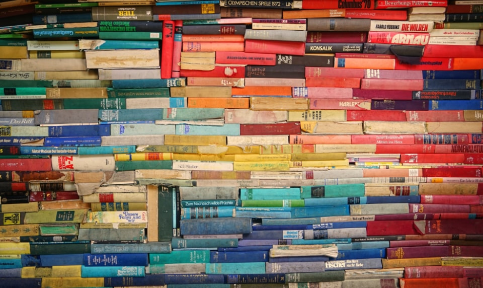 Yes, We Do Judge Books By Their Covers — Especially When Browsing