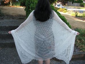 Picture of Shetland Lace Shawl