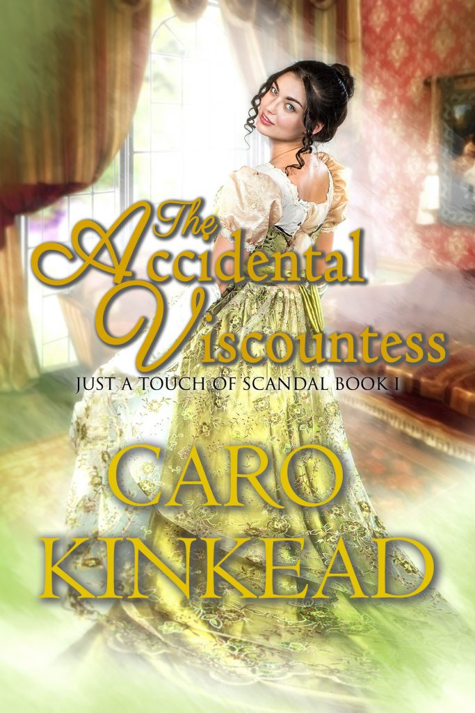 Cover for the Accidental Viscountess