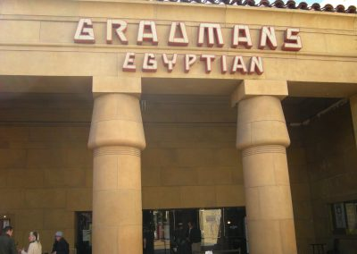 Grauman's Egyptian Theater