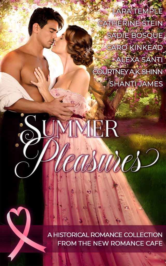 Cover for Summer Pleasures Anthology