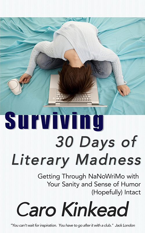 Cover for Surviving 30 Days of Literary Madness