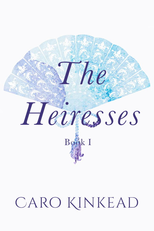 Teaser Cover for the Heiresses