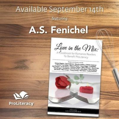 Cover of Love in the Mix with contributions from A.S. Fenichel